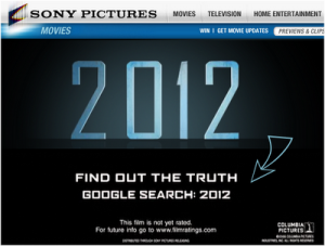 Film Hollywood Terbaru 2012